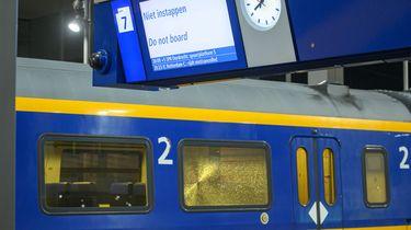 Minder treinen rond Woerden door spoorherstel