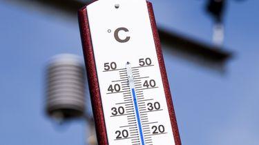 Hitterecord gaat toch naar Deelen met 42,9 graden.