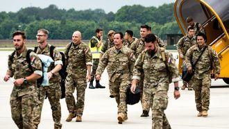 Militairen niet op missie na weigeren coronavaccin.