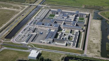 Smokkelpoging gevangenis Zaanstad verijdeld