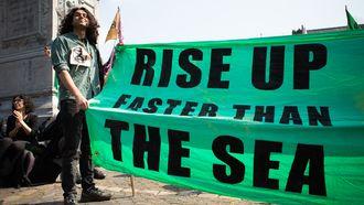 Activisten van Extinction Rebellion in hongerstaking voor klimaat