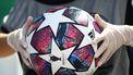 foto van Champions League bal
