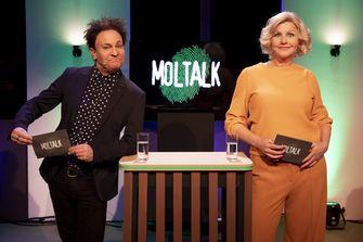 Een foto van Wie Is de Mol? in de TV Kantine