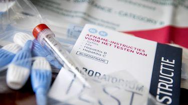 commerciële teststraten, coronatest, soa-test