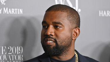 Kanye West niet in alle staten op het stembiljet