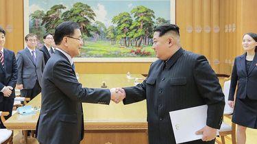 6 maart - Noord- en Zuid-korea in gesprek