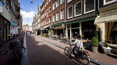 Amsterdam stijgt op lijstje van duurste steden. / ANP