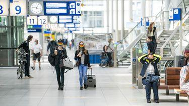 Syrisch meisje (11) helemaal alleen aangetroffen op Utrecht Centraal