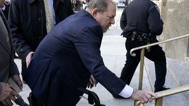 Harvey Weinstein krijgt straf voor misbruik te horen