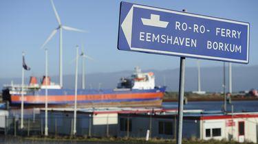 Veerdienst tussen Schotland en Groningen in de maak