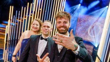 Gouden Televizier-Ring, nominaties, uitreiking
