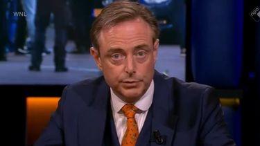 Bart de Wever over drugsmisdaad bij Op1 op 8 juli 2021