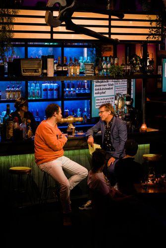 Spaanders Patrick Lodiers bar