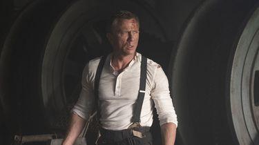 Een foto van Daniel Craig als James Bond