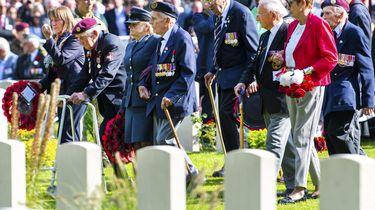 Excuses en vip-plaats bij herdenking voor geweigerde veteranen