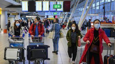 Nog ruim een maand geen KLM-vluchten naar China