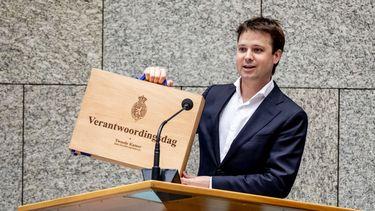 D66 wil burgerinspraak bij wetsvoorstellen, wassen neus?