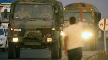 Turkse militairen gedood bij luchtaanval Syrië