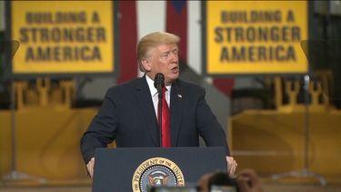30 maart - Trump stelt handelsakkoord uit