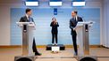Persconferentie Rutte na afloop crisisteamoverleg