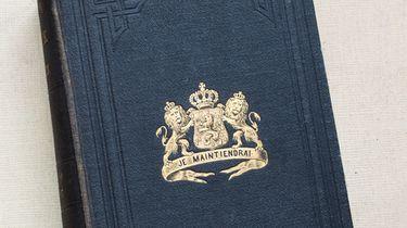 Foto van de Grondwet