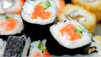 Sushi, restaurant