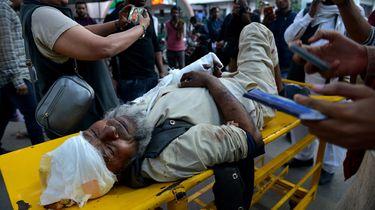 Negentien doden in India bij gevechten daags na bezoek Trump
