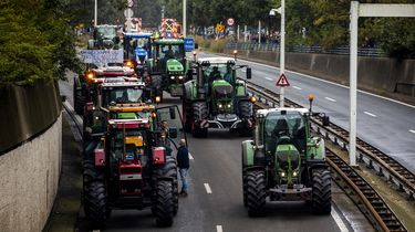 Deel boeren broedt op nieuwe actie, maar dan bij Schiphol