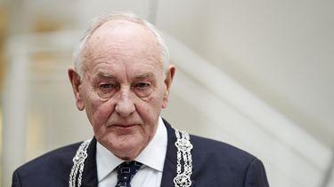 Burgemeester Remkes voorzag de komst van onruststokers naar Den Haag.