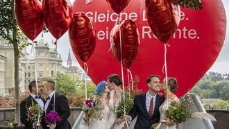 zwitserland, homo-huwelijk, LGBT, referendum
