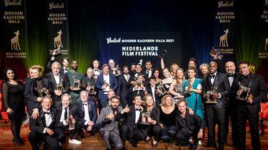 De Slag om de Schelde en De Veroordeling: dit zijn de winnaars van de Gouden Kalveren / Gouden Kalf / film