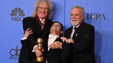 Bohemian Rhapsody ging er met de prijs vandoor. Foto: ANP