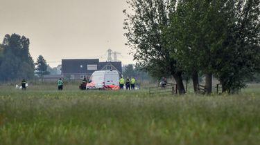 Twee doden bij vliegtuigcrash in Zuid-Holland