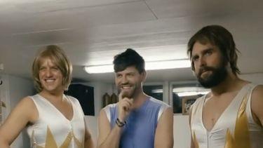 ABBA, Nick en Simon, Nick, Simon & Kees: take a chance on me
