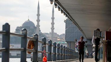 Turkije wordt weer populairder als vakantieland