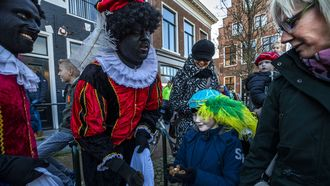 Pieten blijven 'gewoon' zwart bij Amersfoortse intocht