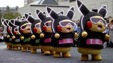 Nieuwe trailer van Detective Pikachu film uit