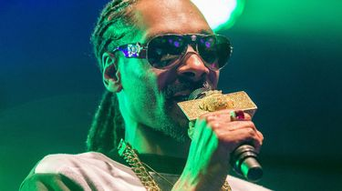 Snoop Dogg start website voor stoners