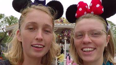Vlog Reismeisjes: Naar Disneyland in Hongkong