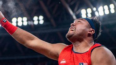 paralympische spelen, Maleisië, Oekraïne, kogelstoten, gouden, medaille