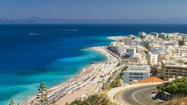 Acht reizigers proefvakantie Sunweb in quarantaine op Rhodos