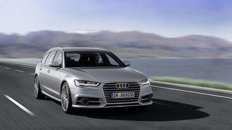 De Audi A6 Avant. Foto: Audi