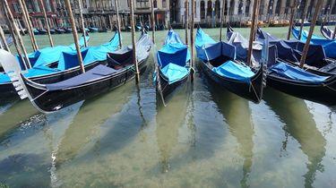 Burgemeester van Venetië mist toeristen: 'venite a Venezia'