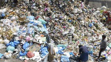India wil binnen vier jaar verbod op plastic. / AFP