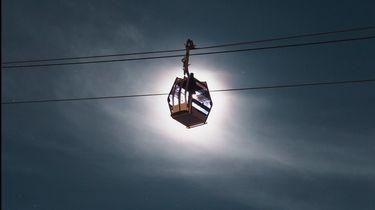 Deze skiërs zaten vier uur lang vast in de skilift