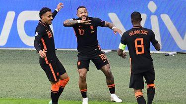 Nederlands elftal, euro 2020, EK