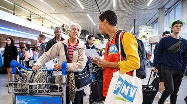 Woensdag nieuwe staking bij KLM, derde keer in twee weken
