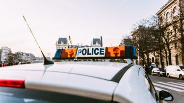 foto van Franse politie