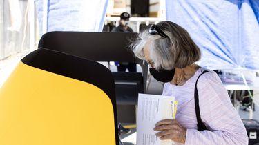 Trump wilde de federale agenten bij de stembureaus neerzetten om te controleren op eventuele stembusfraude