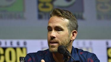 Ryan Reynolds maakt Home Alone met stoner. / AFP